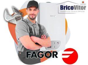 Reparação de Caldeira Fagor