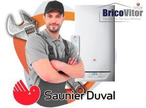 Reparação de Caldeira Saunier Duval