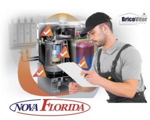 Reparação de CaldeiraNova Florida