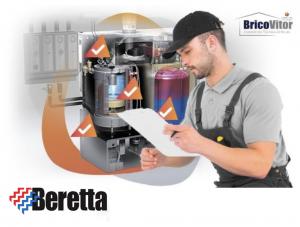 Reparação de Caldeira Beretta