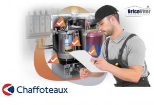 Reparação de Caldeira Chaffoteaux et Maury