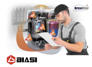 Reparação de Caldeira Biasi