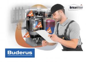 Assistência Caldeira Buderus Alfragide