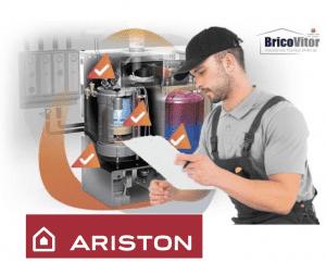 Assistência Caldeiras Ariston Alfornelos