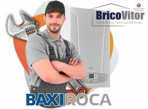 Assistência Caldeiras BaxiRoca Agualva