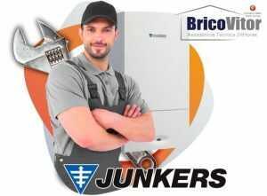 Assistência Caldeiras Junkers Almargem do Bispo