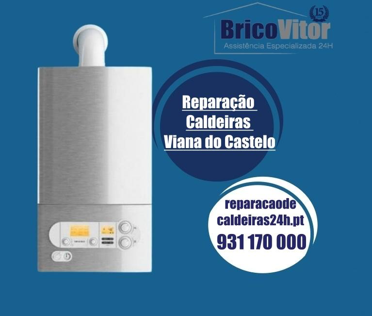 Reparação Caldeiras Viana do Castelo