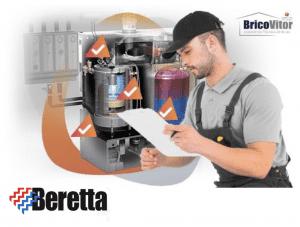 Assistência Caldeira Beretta Seixal